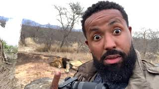 South African Safari with Kent Johnson