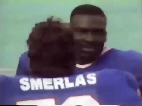 1988 - Week 9 - Green Bay Packers at Buffalo Bills