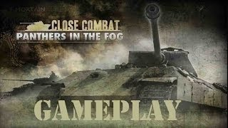 Close Combat: Panthers in the Fog - Gameplay