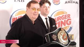 Voice of Boxing Colonel Bob Sheridan talks Joseph Parker vs Kali Meehan