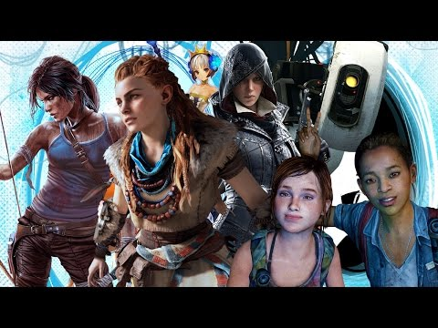 Celebrating International Women's Day With Aloy, Lara Croft,