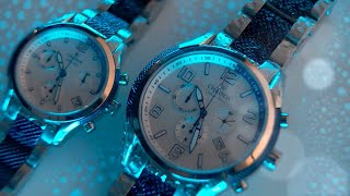 QNet India Watches   CHAIROS - Conquer Your World