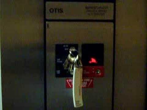 Elevator Recall Phase I Operation Otis Elevator Youtube