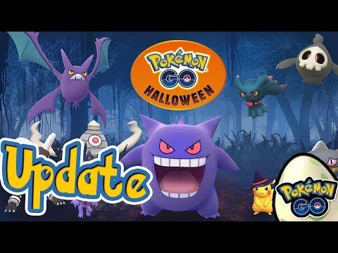 GENERATIE 3 tijdens HALLOWEEN EVENT in Pokémon GO (Nederland) - m/ Soeren!
