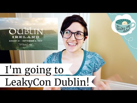 I'm Going to Dublin! | Wake Up Date #29