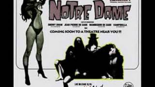Notre Dame - A Misconception Of The French Kiss