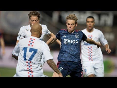 Frenkie de Jong vs ASV De Dijk (25/10/17)