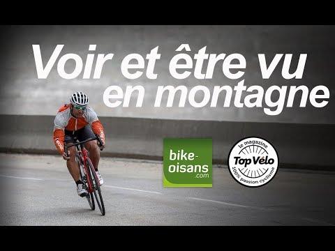 Image de la vidéo Voir et être vu à vélo en montagne !