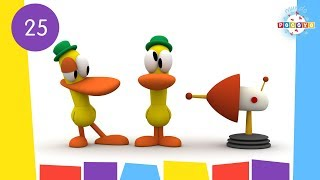 POCOYO WORLD: Musical Blocks (EP25) | 30 Minutes with close caption