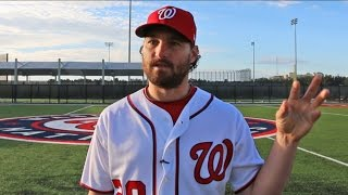 Guy who Rakes Daniel Murphy on Bats and Hitting