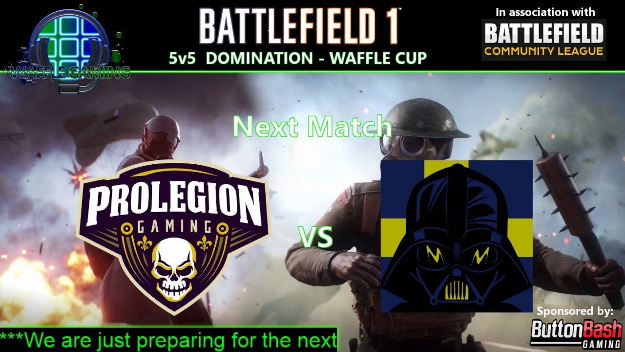 The domination cup
