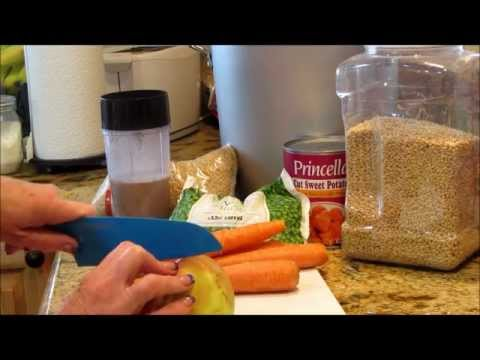 How To Make Homemade Dog Food For A Week By Linda's Pantry