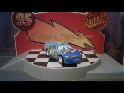 Mattel Disney Pixar CARS 3 ERNIE GEARSON racer SPARE MINT TEAM
