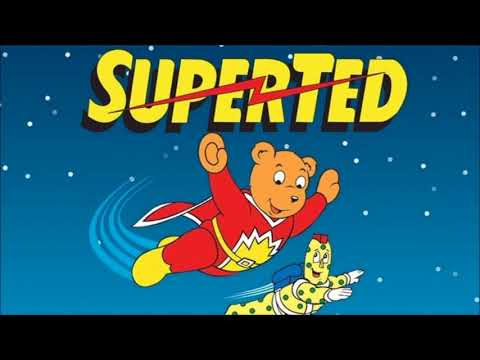 [11] The Superted Song Tape - Please Let Me Be Friends