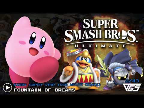 All Kirby Songs | Super Smash Bros. Ultimate | OST | 43 tracks