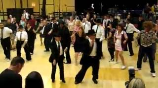 Camp Hollywood 2010 - Shake A Tail Feather