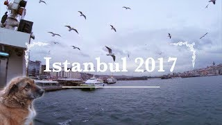 Istanbul with Kate 2017
