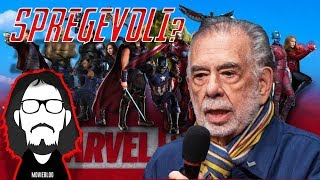 COPPOLA contro i CINECOMICS