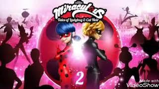 """Falando sobre o episódio """"Frozer season 2 miraculos as aventuras de ladybug"""