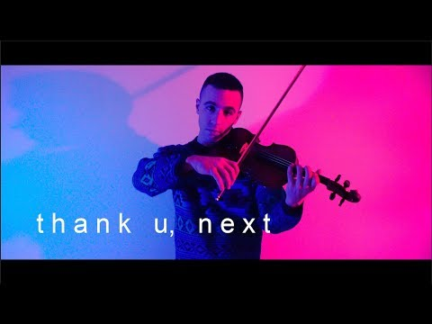 ariana grande - thank u next violin cover