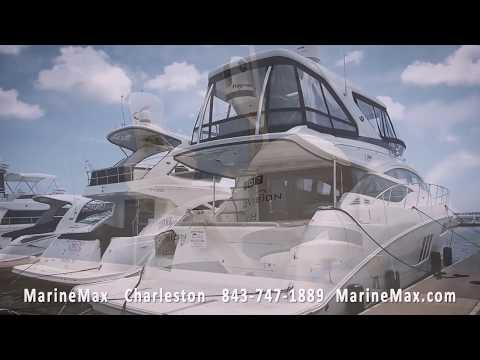 2018 Sea Ray L590 Fly For Sale At MarineMax Hall Marine Charleston