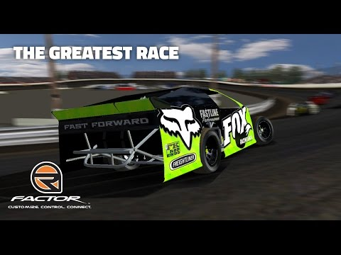 rFactor: The Greatest Race (UMP Modifieds @ Grandview)
