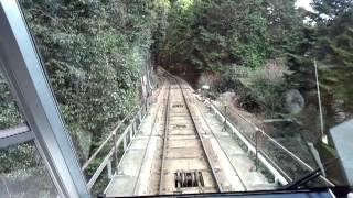 滋賀 比叡山鉄道(坂本ケーブル) 2013.1.1