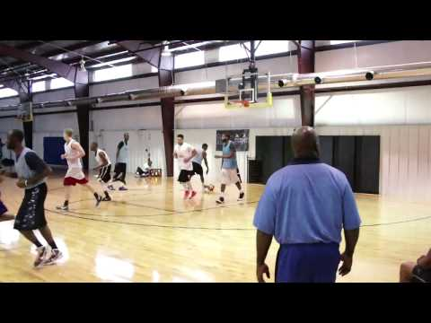 610 Sports 8:24:2013 Exposure Camp Scrimmage One
