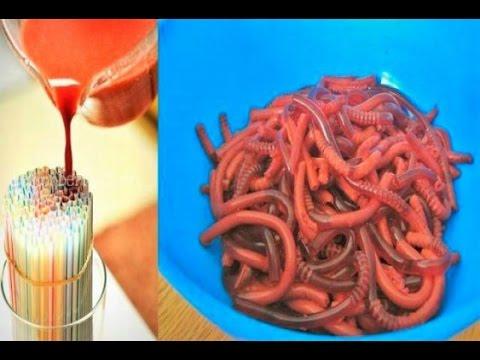 18 Creepiest Halloween Foods