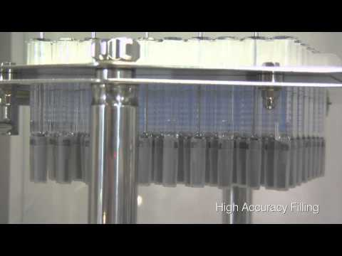 Maxys Five Head for ISO Class 5 Cleanroom by SPC