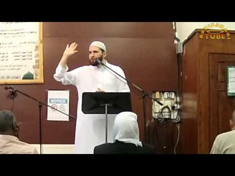 Friday Khudbah By Brother Majed Mahmoud- Masjid Ar-Rahma Bir