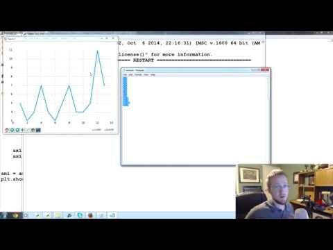 matplotlib-tutorial-16---live-graphs