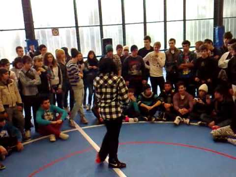 MISSY ft. JEREM Demo giuria Vertifight Kingz Milano Italy