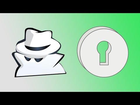 Crean un dispositivo capaz de cerrar automáticamente la puerta cuando se abre un navegador de incógnito