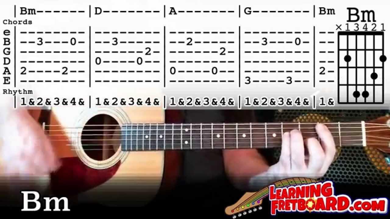 renegade chords