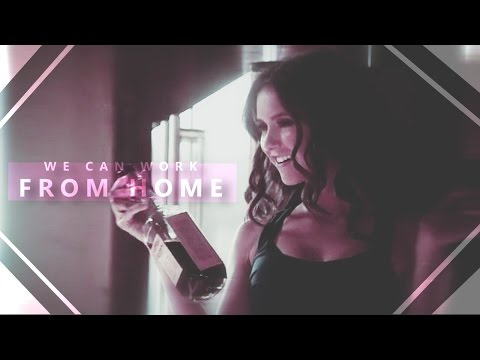 ►Work from home [Multifemale]