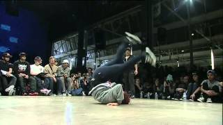 Roxy vs Queen Mary (HIP OPsession 2013 1vs1 Bgirl Battle)