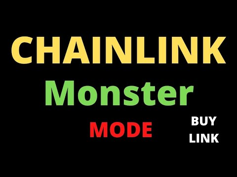 CHAINLINK monster MODE on 🙌 ATH breakout coming 🔥🔥🔥 Beware of the LINK⚡⚡⚡