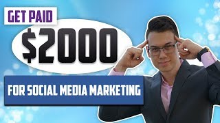 How To Charge More For Social Media Marketing Clients ($2000+ Per Month)