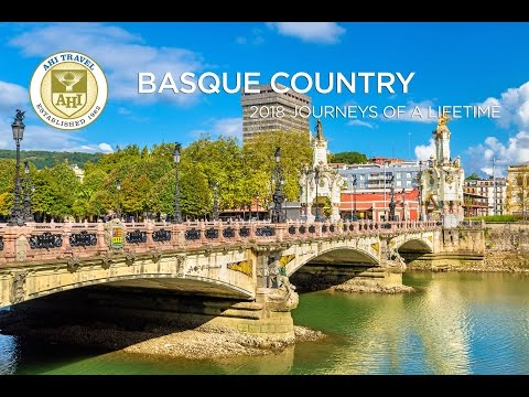 AHI Travel in Spain and France featuring the Basque Country