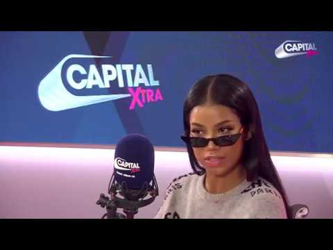 Jhene Aiko Talks Getting A Tattoo Of Big Sean's Face On Her Arm