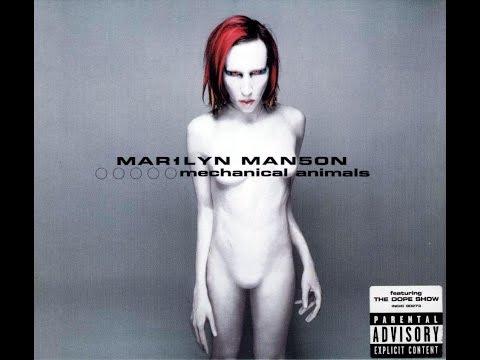 3. Marilyn Manson -  Mechanical Animals (lyrics - Subtitulos en Español)