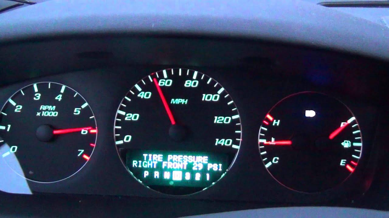 2009 Impala LT 0-60 - YouTube