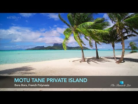 Motu Tane Private Island - Bora Bora, French Polynesia - For Sale - $42,000,000