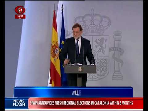 Spain: Catalonia regional elections in six months