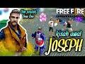 SEDIH! FILM PENDEK FREE FIRE!! KISAH AWAL JOSEPH !!