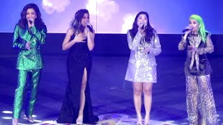 Perfect collabs Kung 'Di Rin Lang Ikaw performed LIVE @ the Big Dome The 4th Wish 107.5 Music Awards