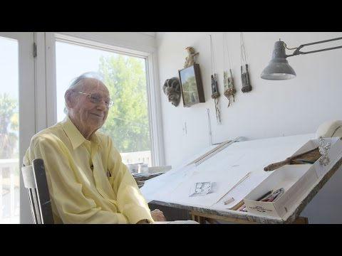 Wayne Thiebaud – 'I Knew This Was Not a Good Career Choice' | Studio Visit