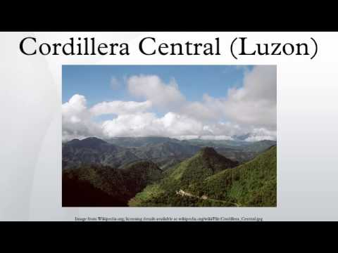 Cordillera Central (Luzon)