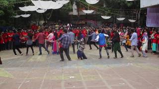 dance mob   chemical day 2017   buet